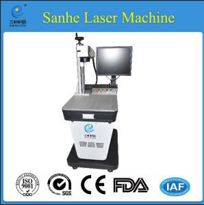 Высокая точность Sanhe 20W/30W волокна цены на станок для лазерной маркировки шлем АБС, Pe, ПВХ