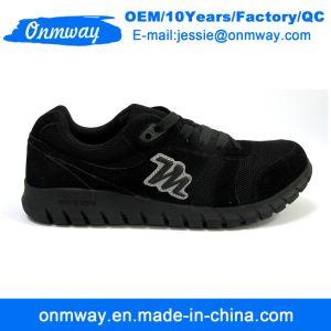 Los hombres volar tejido elástico Casual zapatos boca