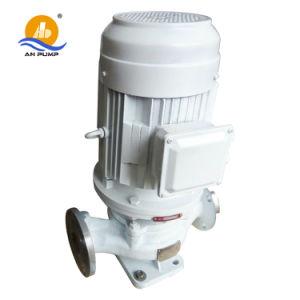 Larga vida de servicio resisten la corrosión de canalización vertical la bomba de circulación de aceite caliente