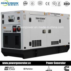 Super groupe électrogène Kubota silencieuse avec la norme ISO/ce/CIQ/8-45Soncap (kVA)