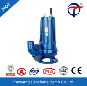 pompa residenziale sommergibile dei residui della pompa ad eiettore delle acque luride 380V 75HP