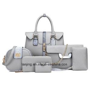 Design de moda Senhoras PU bolsas bolsas de mulheres - Sacola grande senhora mala