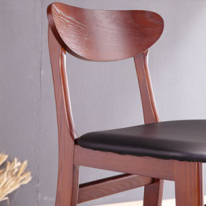 Mobiliario de casa de madera contemporáneo moderno bar restaurante del Hotel Silla para Comedor
