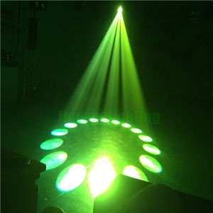 17r Spot haz de luz de la etapa de lavado de cabezal movible LED350W