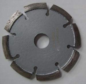 il diamante del laser di 105mm la lama per sega per il calcestruzzo di taglio, il mattone, pietra