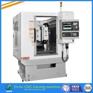 China máquina CNC de alta precisión para el aluminio, material compuesto de cerámica, etc.