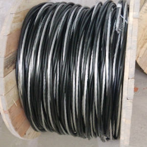 XLPE ambientale ha isolato il cavo impacchettato ABC di alluminio del cavo