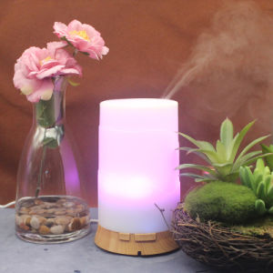 100ml lámpara colorida Officehotel durmiendo Aroma DIFUSOR de ACEITES ESENCIALES