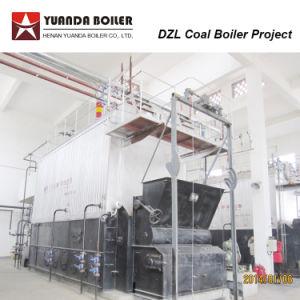 석탄에 의하여 발사되는 증기 보일러 10tph 10 톤 Hr 가격