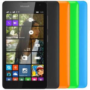 Wholesale Original desbloqueado Lumia 535 Teléfono móvil de Nokia