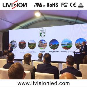 高品質の屋内イベントの使用料LEDのビデオ・ディスプレイP3.9/4.8 LED表示スクリーン500mmx500mm
