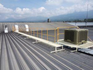De professionele Industriële Ventilator van de Luchtkoeling met 18000CMH