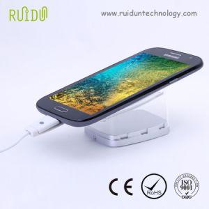Venta al por menor de teléfono móvil de alarma antirrobo de carga de soporte de pantalla