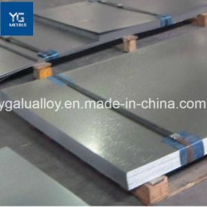 Strato di lucidatura d'anodizzazione laminato a freddo caldo 347 dell'acciaio inossidabile del piatto dell'acciaio legato del rivestimento dell'illustrazione