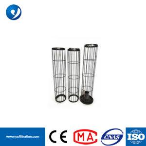 Colector de polvo de apoyo bolsa de filtro Filtro de polvo de Venture jaulas