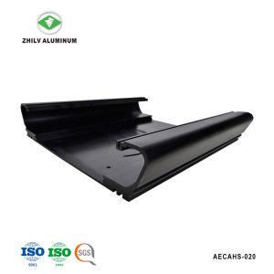 Nuevo diseño personalizado 6063T5 de aleación de aluminio Perfil de disipador de calor