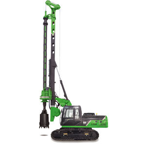 Appareil de forage rotatif Tysim nouvelle Kr90c de la machine de forage pour la fondation sur pieux