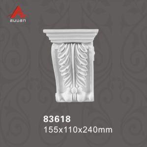 83600# decoração de alta densidade de PU Poliuretano Lionvpu Corbel Grande