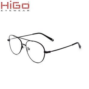 De klassieke Optische Frames Eyewear van de Oogglazen van het Metaal van het Ontwerp Populaire