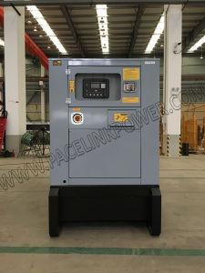 50kVA Cummins dreef de Geluiddichte Diesel Reeks van de Generator met Ce/ISO aan