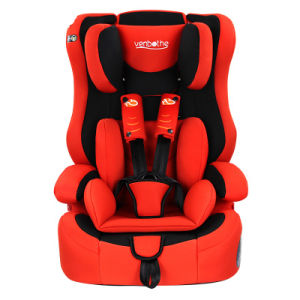 Pasado ECE R44/04 Grupo0+1+2+3 Seguridad cómodo asiento de coche para bebés