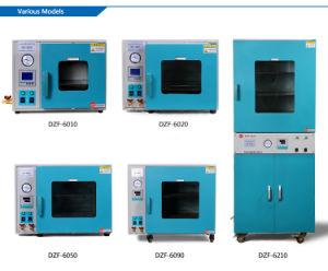 Haute qualité Zzkd 0,9 cu ft 25L Dzf série Etuve de séchage sous vide avec la meilleure valeur