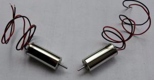 Pulido de 8520 altas rpm Electric Mini Micro Coreless Motor DC, para el Drone Toy