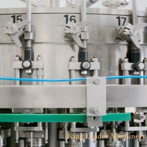 음료 기계 탄산 물 병조림 공장