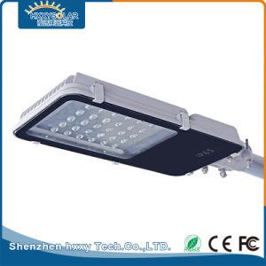 Водонепроницаемая IP65 для использования вне помещений все в одном из солнечной 30Вт Светодиодные лампы на улице