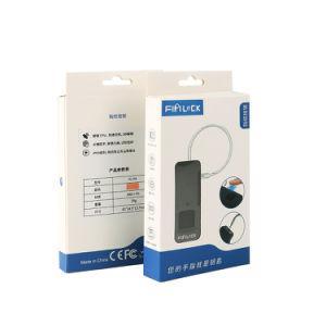 제조자 높은 안전 안전 통제 부대를 위한 전기 지문 패드 자물쇠