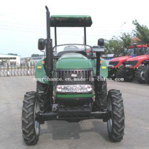 75HP 4WD de LandbouwTractor van uitstekende kwaliteit van het Landbouwbedrijf Dq754b met het Certificaat van ISO- Ce Pvoc Coc voor Verkoop