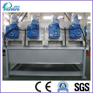 Usine Alimentation directe de l'équipement de type en spirale de déshydratation des boues avec une haute qualité