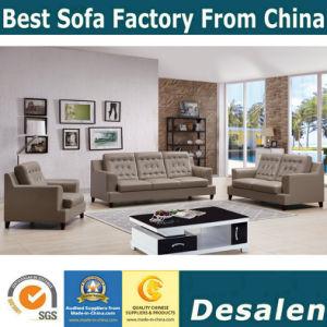 الصين إقليم أثاث لازم عادلة بيتيّ حديثة جلد أريكة ([ب03])
