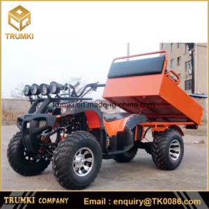 250cc landbouwbedrijf ATV met de Automatische Aanhangwagen van de Lift