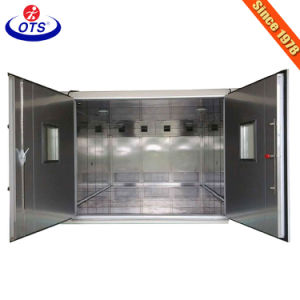 Kundenspezifischer feste Baugerät-Walk-in Temperatur-Feuchtigkeits-komprimierender Raum