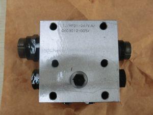 Dl4nós Series Switches empilháveis de controle direcional do Solenóide de Válvulas Hidráulicas