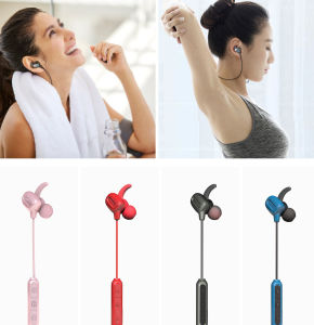 最もよく安く耳の無線ステレオのBluetoothのヘッドセットのスポーツのイヤホーンで