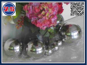 Piccole sfera d'acciaio di 19mm 20mm 25mm/sfera vuote 1/2 personalizzate per il giocattolo dei bambini
