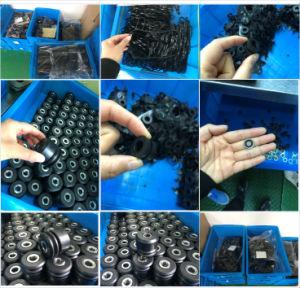 Высокое качество Термостойкий Viton резиновые пять тип кромки уплотнительное кольцо / оливковый кольцо