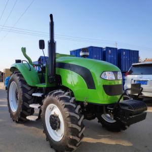 販売フィリピンのための中国の農業トラクターの工場90HP 4X4農場トラクター