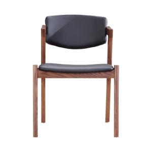 Muebles de madera nórdica Restaurante Silla para el conjunto de mobiliario de restaurante
