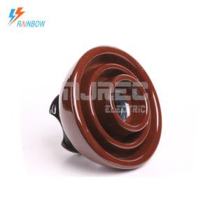 A ANSI 55-1 55-2 55-3 55-4 55-5 Porcelana Cerâmica Isolador Tipo Pino
