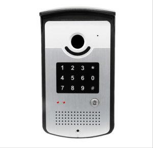 Kntech analoge Knzd-42A Tür-Telefon-Zugriffssteuerung-Wechselsprechanlage