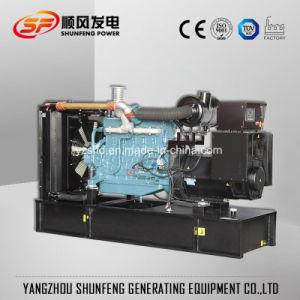 Stamfordのブラシレス交流発電機との240kw Doosanの電力ディーゼルGenset