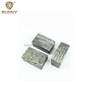 Быстрый Резки Алмазный Сегмент для Гранита и Мрамора (SY-SEG-T001)