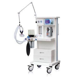 Ce aprobada instrumento quirúrgico la máquina de anestesia con ventilador FM-7151
