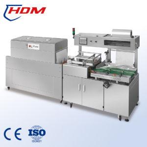 Plieuse automatique de l'emballage d'emballage thermorétractable// Machine d'enrubannage