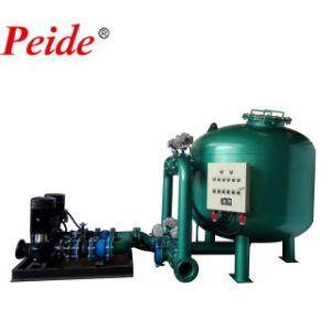 Sandfilter-Systems-Sand-Media-Filter für Kühlwasser