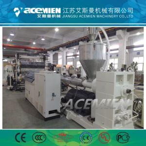 Nuova espulsione di marmo d'imitazione di produzione della scheda dello strato del PVC di Technologic che fa macchina