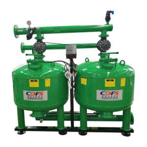農業のための差動圧力制御の水晶砂フィルター